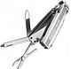 Многофункциональный мультититул-брелок Swiss+Tech 10606ES серебристый, фото 2