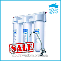 Проточный фильтр для воды Аквафор Трио Норма
