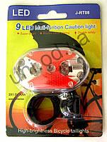 Фонарь велосипедный, для детских колясок, туризма J-RT08