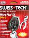 Карманный мультититул Swiss+TechMicro-Plus 50016ES серебристый, фото 6