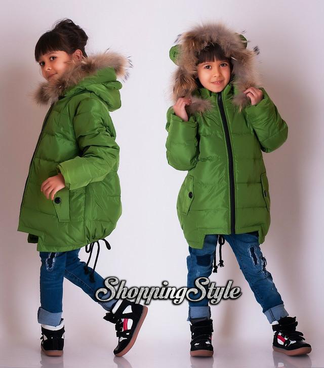 Как сделать зимнюю куртку на размер больше