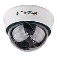 Варифокальная внутренняя AHD камера Tecsar AHDD-1M-20V-in, 1Мп