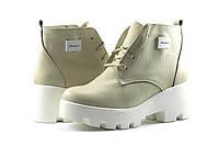 Ботинки женские кожаные ART3084б-90у