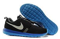 Мужские кроссовки Nike Roshe Run NM BR(замша)