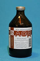 АСД - 3Ф антисептик стимулятор Дорогова 3 фракция, 100мл ( Армавир)