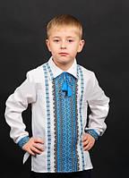 Дитяча вишита сорочка для хлопчика, бавовна