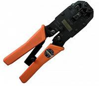 Инструмент для обжима 6р и 8р PIN коннекторов E-NEXT