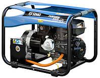 Однофазный газовый генератор SDMO Perform 6500 GAZ (5,5 кВт)