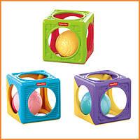 Развивающие игрушки музыкальные кубики Fisher Price