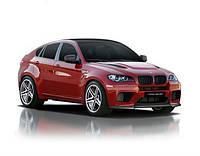 Портативная колонка-автомобиль BMW X6  с mp3-плеером и FM-приемником