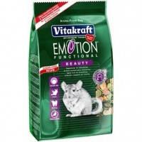 Vitakraft Emotion Beauty корм для шиншилл, 600г