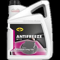 Kroon Oil Antifreeze SP12/G12+ – концентрат охлаждающей жидкости ✔ 1:1 ✔ цвет: фиолетовый ✔ 5л.