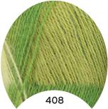 Madame Tricote Angora Multicolor 408 Нитки Для Вязания Оптом