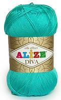 Alize Diva 376 Нитки Для Вязания Оптом