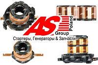Токосьемные кольца генераторов Bosch (Бош), Valeo (Валео). Коллектор генератора. Запчасти на генератор.