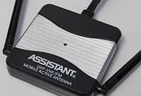 Активная автомобильная телевизионная антенна Assistant 001