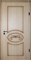 Вхідні двері з накладками Богема