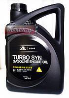 Масло моторное Mobis Turbo Syn SAE 5W30 ✔ 4л