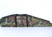 Чехол на ружье камуфляж под оптику с ночным прицелом 1,2м. (цвет 1)
