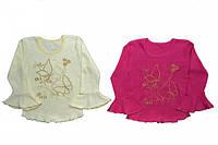 """Детская блузка для девочки  """"Колокольчик"""""""