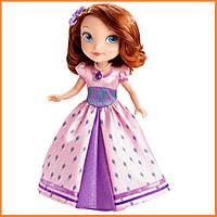 Кукла принцесса София Прекрасная в праздничном платье Sofia The First Disney