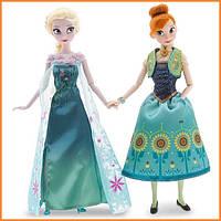 Набор кукол Disney Анна и Эльза Холодное сердце Дисней / Anna and Elsa Frozen