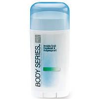 BODY SERIES Прозрачный дезодорант-антиперспирант стик
