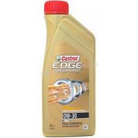 Моторное синтетическое масло Castrol (кастрол)  EDGE Turbo Diesel 0W-30 1л.