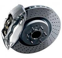 Тормозные диски передние на Лексус - Lexus RX300/330/350, GX470, LX470, LX570, GX460