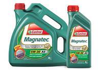 Моторное синтетическое масло Castrol(Кастрол) Magnatec SAE 5W-30 A5 4л