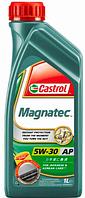 Моторное синтетическое масло Castrol (Кастрол) Magnatec SAE 5W-30 AР 1л