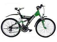 Азимут Спринт 24 дюйма 165 - G AZIMUT SPRINT- велосипед спортивный, горный, двухподвес