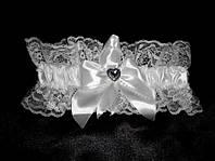 Подвязка для невесты 1502