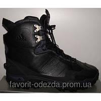 Ботинки мужские ADIDAS кожаные 200 gram Thinsulate