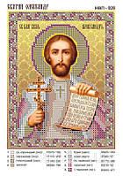 """""""Св.Александр"""".  Схема для вышивки бисером."""