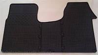Резиновые коврики Mersedes Sprinter, VW Crafter