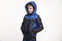 Куртка детская, демисезонная, трансформер на мальчика