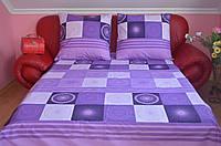 Двуспальный комплект постельного белья Виртуальная абстракция