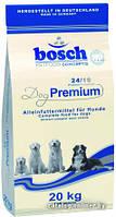 Bosch(Бош Дог Премиум) Dog premium 20кг+бесплатная доставка, Бош корм для собак