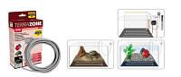 Обогреватель для террариума Aquael 106694 /10101 /103912 TerraZone 15 Вт грунтовой кабельный обогреватель