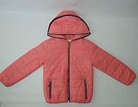 Куртка демисезонная на девочку 9 лет