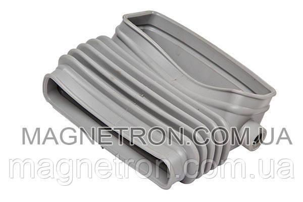 Патрубок соединтельный (нагнетателя сушки) для стиральной машины Bosch 663615, фото 2