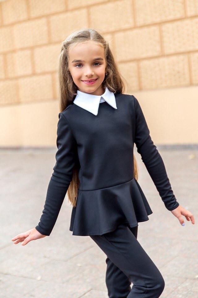 Школьные костюмы для девочек