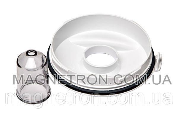 Крышка чаши блендера 1500ml кухонного комбайна Bosch 481116, фото 2