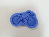 """Силиконовый молд """"Велосипед"""" 8х4,5см. (код 04252)"""