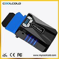Внешний вентилятор (кулер) для ноутбука CoolCold K29, черный