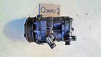 Компрессор кондиционера Опель Комбо или Opel Combo 1.3CDTI 2005, SD6V10, 13197538