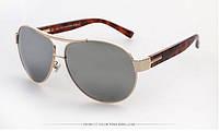 Солнцезащитные очки Gucci (1924) зеркальная линза