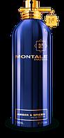 Нишевый парфюм унисекс Montale Amber & Spices