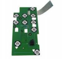 Клавиатура (плата с кнопками) Samsung DE96-00463B для микроволновой печи